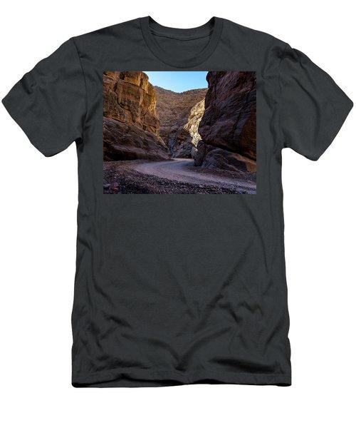 Titus Canyon I Men's T-Shirt (Athletic Fit)