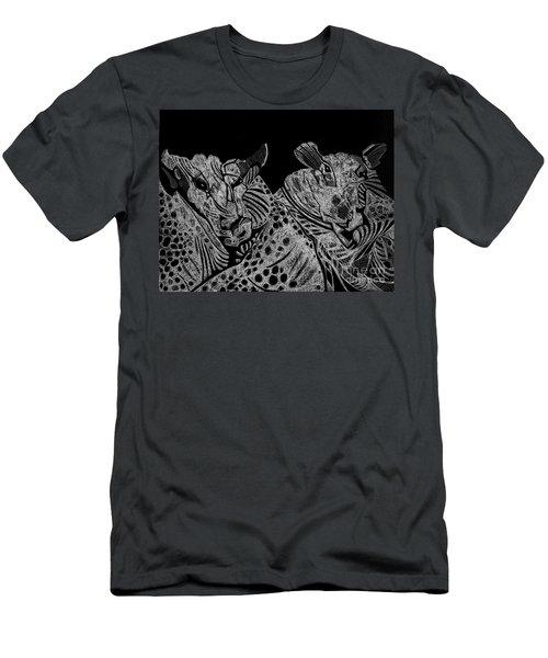 Tough Rams Men's T-Shirt (Athletic Fit)