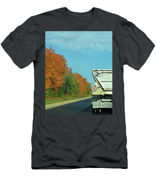 Trailing Behind Men's T-Shirt (Athletic Fit)