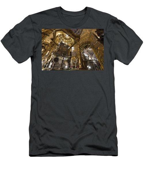 Men's T-Shirt (Athletic Fit) featuring the photograph Treasures by Alex Lapidus