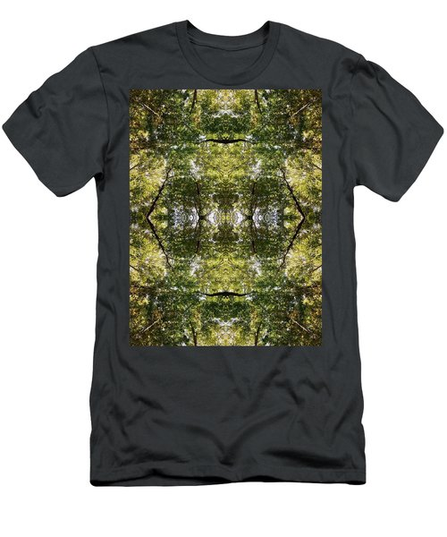 Tree No. 14 Men's T-Shirt (Athletic Fit)