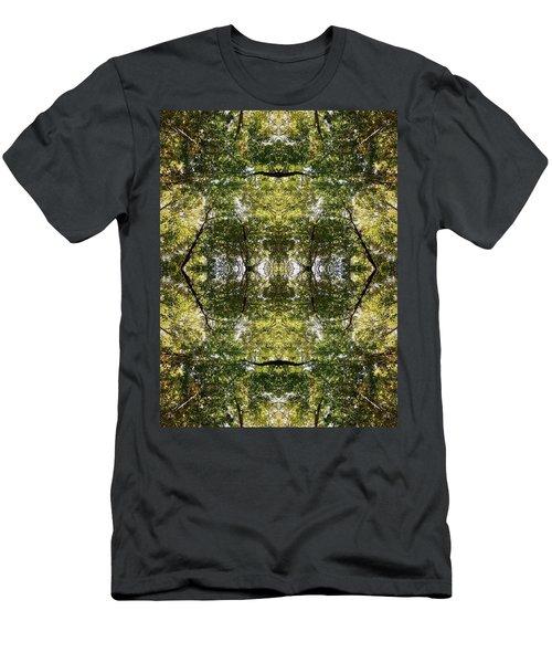 Tree No. 14 Men's T-Shirt (Athletic Fit)
