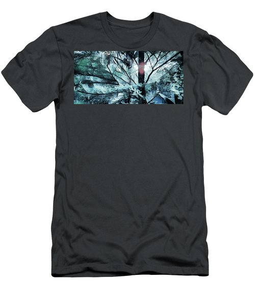 Tree Of Glass Men's T-Shirt (Athletic Fit)