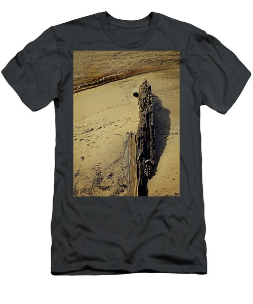 Tree On Edge Men's T-Shirt (Athletic Fit)