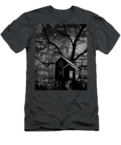 Treehouse II Men's T-Shirt (Athletic Fit)