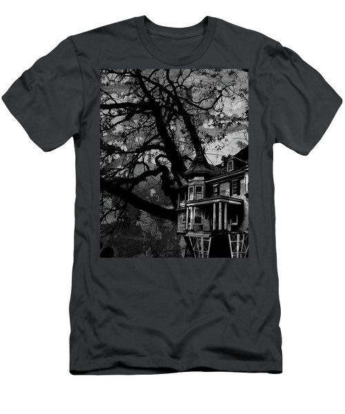Treehouse IIi Men's T-Shirt (Athletic Fit)