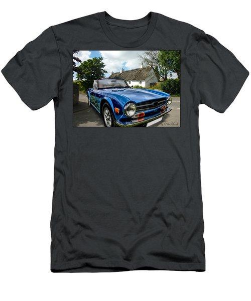 Triumph Tr6 Men's T-Shirt (Athletic Fit)
