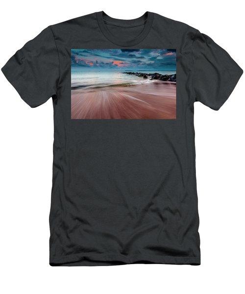 Tropic Sky Men's T-Shirt (Athletic Fit)