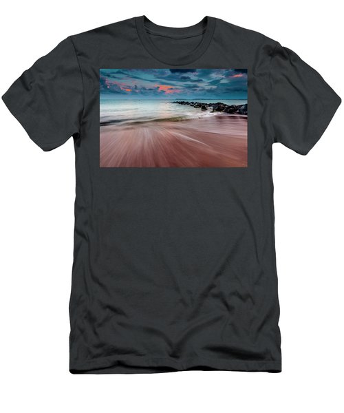 Tropic Sky Men's T-Shirt (Athletic Fit)