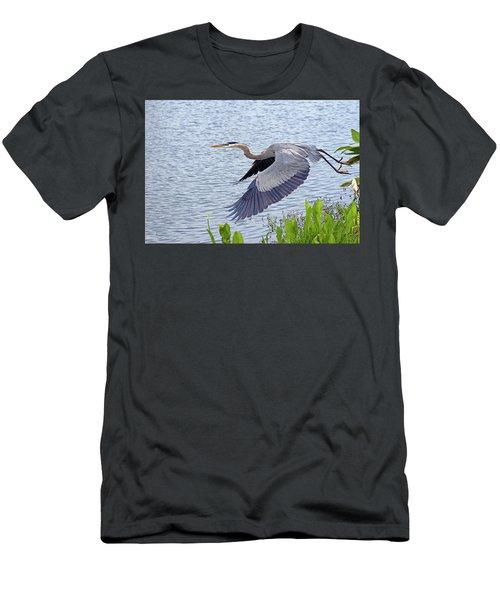 True Blue #2 Men's T-Shirt (Athletic Fit)