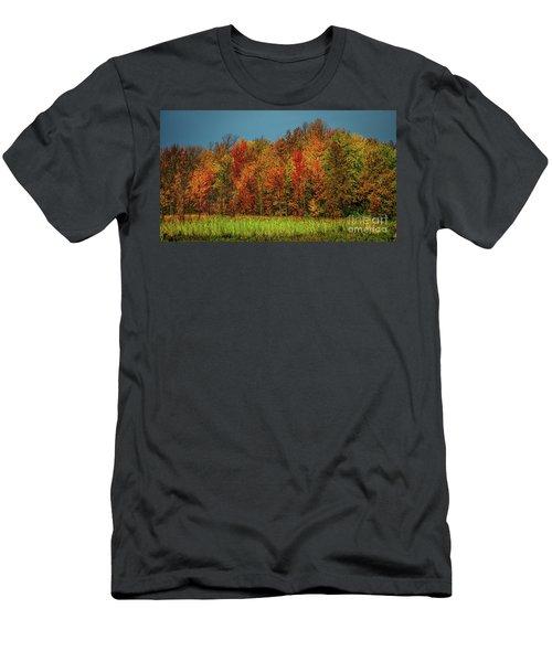 Tug Hill Colors Men's T-Shirt (Athletic Fit)