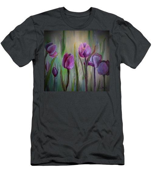 Tulip Passion Men's T-Shirt (Athletic Fit)