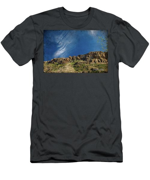 Tuscon Clouds Men's T-Shirt (Athletic Fit)