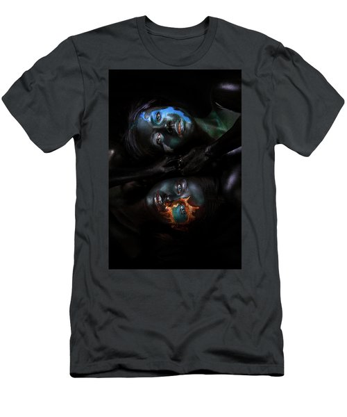 Two Continents Men's T-Shirt (Athletic Fit)