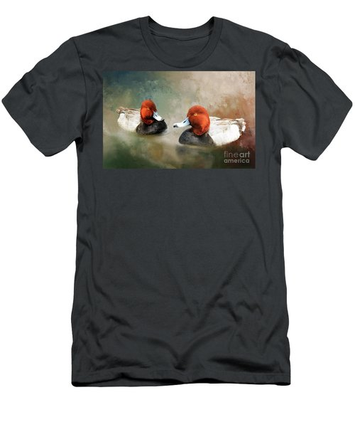 Two Handsome Redheads Men's T-Shirt (Athletic Fit)