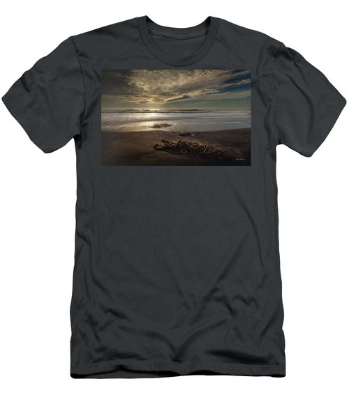 Men's T-Shirt (Athletic Fit) featuring the photograph Under A Cambrian Sky by Tim Bryan