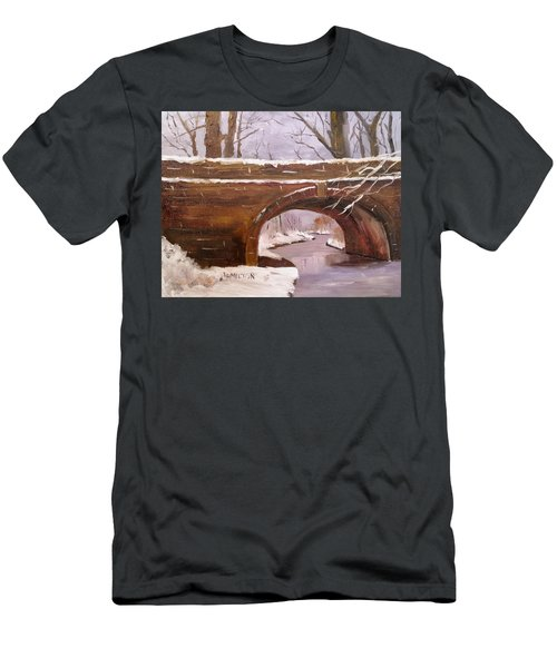 Under The Bridge Men's T-Shirt (Athletic Fit)