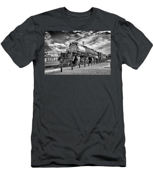 Union Pacific 4-8-8-4 Big Boy Men's T-Shirt (Athletic Fit)