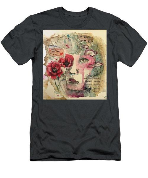 Untamable Men's T-Shirt (Athletic Fit)
