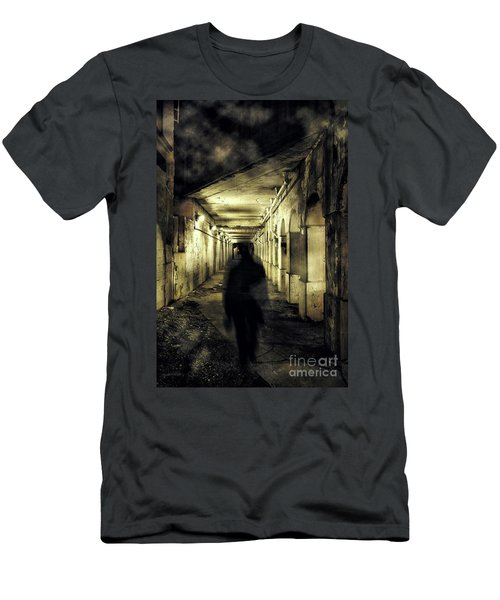 Urban Ghost Men's T-Shirt (Athletic Fit)