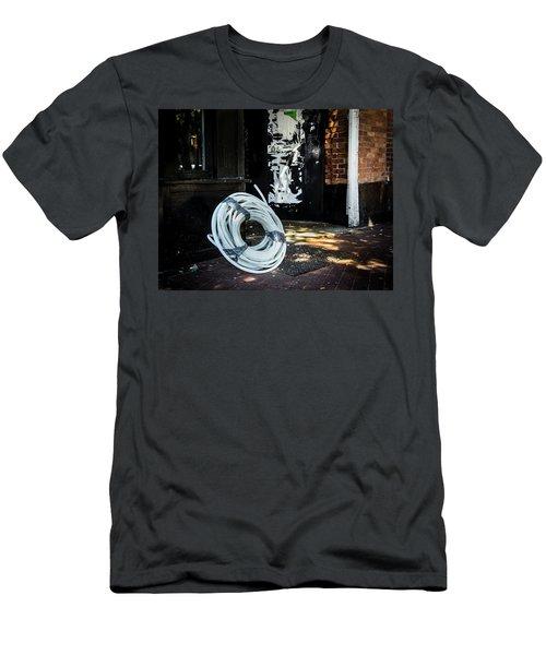 Men's T-Shirt (Athletic Fit) featuring the photograph Urbanscape by Juan Contreras