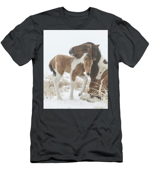 Valentine Filly Men's T-Shirt (Athletic Fit)
