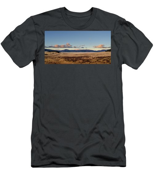 Men's T-Shirt (Athletic Fit) featuring the photograph Valles Caldera National Preserve by Jeff Phillippi