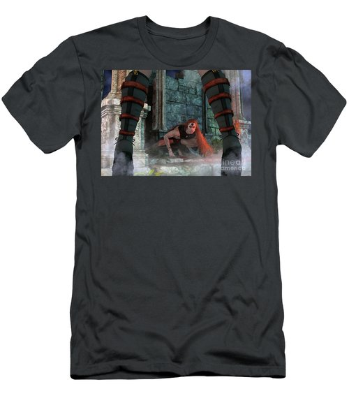 Vampire Hunter Men's T-Shirt (Athletic Fit)