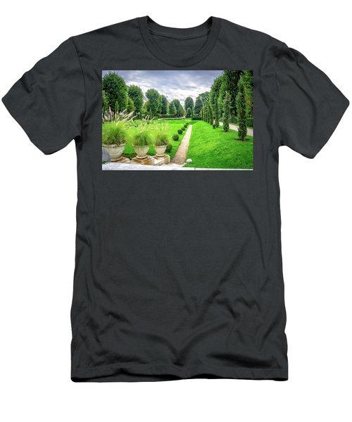 Vienna Garden Men's T-Shirt (Athletic Fit)