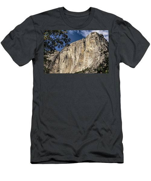 View From The Capitan Men's T-Shirt (Athletic Fit)