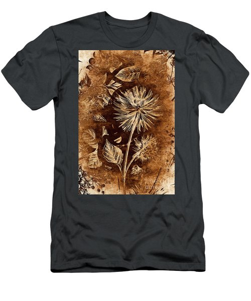 Vintage Blossom Men's T-Shirt (Athletic Fit)