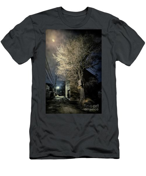 If Trees Could Talk Men's T-Shirt (Athletic Fit)