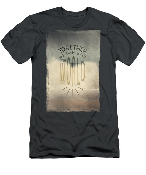 Vintage Surf Men's T-Shirt (Athletic Fit)