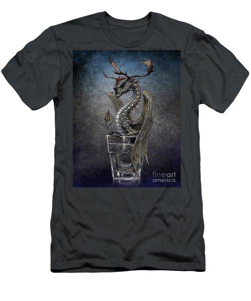 Vodka Dragon Men's T-Shirt (Athletic Fit)