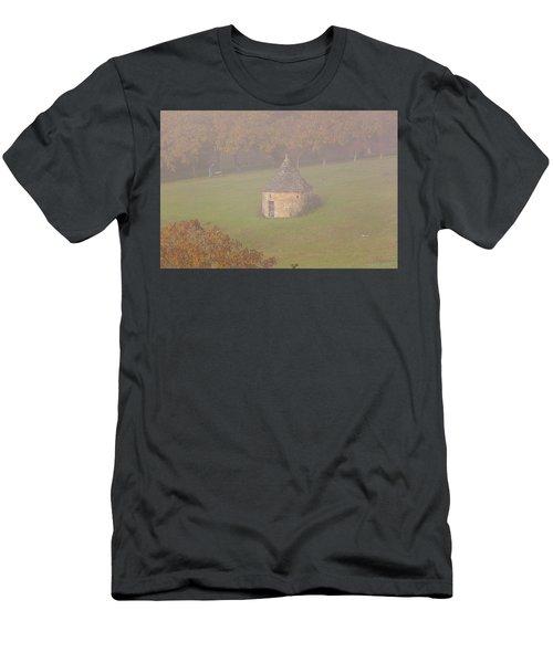 Walnut Farmers, Beynac, France Men's T-Shirt (Athletic Fit)