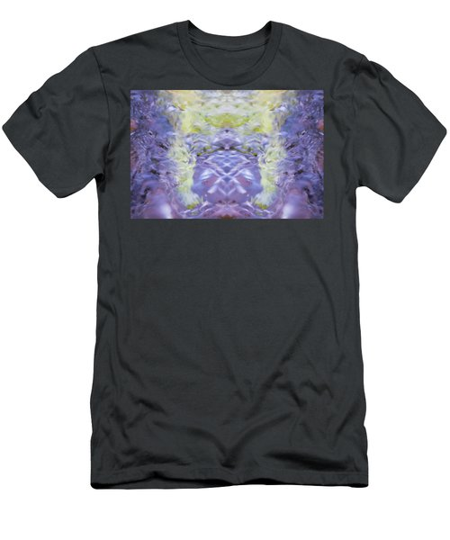 Water Ripples The Grass Men's T-Shirt (Athletic Fit)