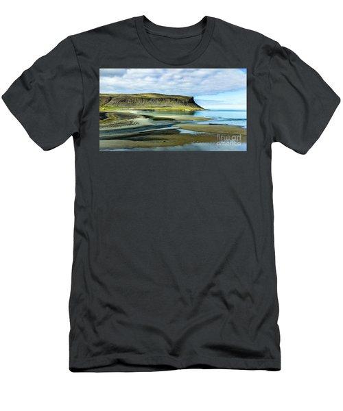 Westfjords, Iceland Men's T-Shirt (Athletic Fit)