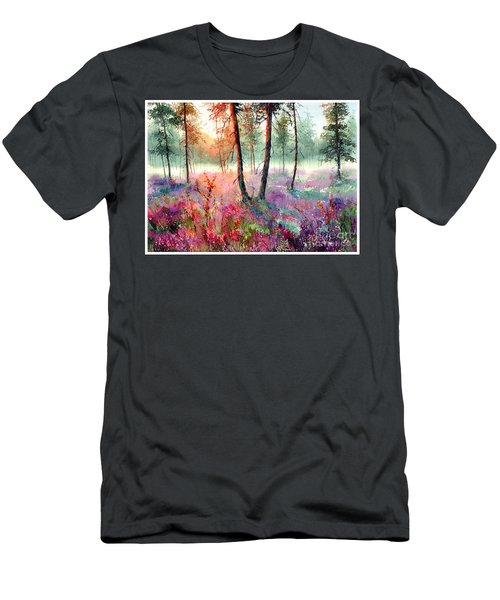 When Heathers Bloom Men's T-Shirt (Athletic Fit)