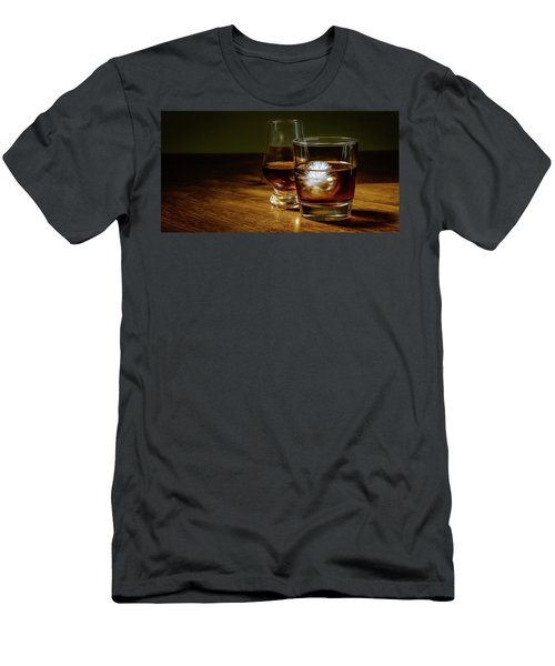 Whisky For Two Men's T-Shirt (Athletic Fit)