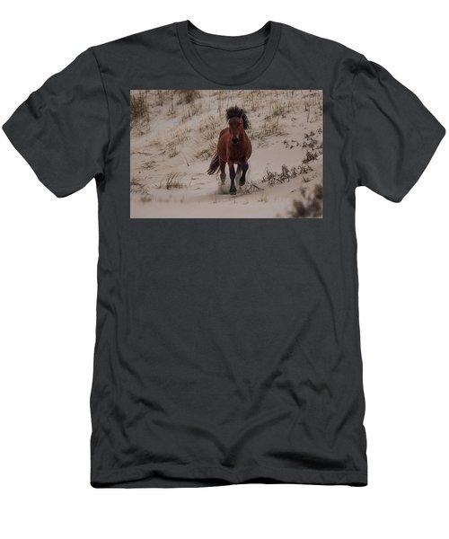 Wild Pony Men's T-Shirt (Athletic Fit)