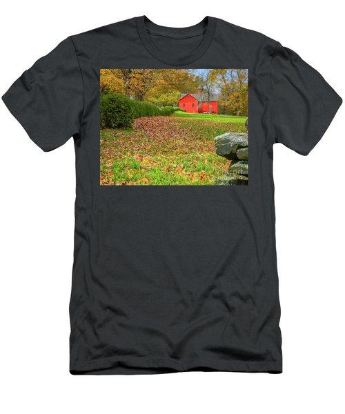 William Cullen Bryant Barn Men's T-Shirt (Athletic Fit)