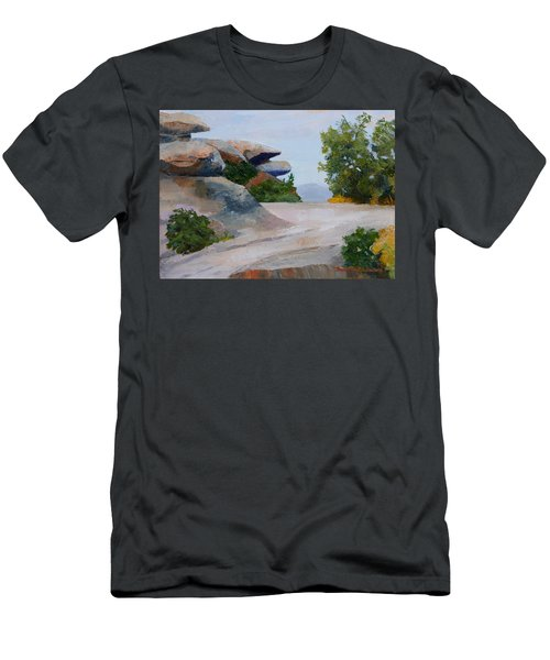 Windy Point #2 Men's T-Shirt (Athletic Fit)