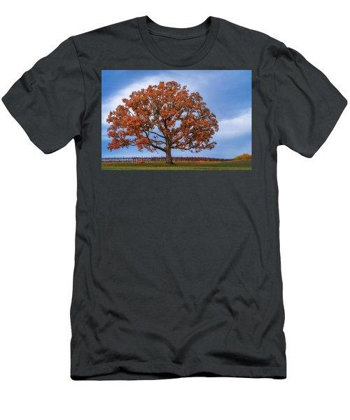 Wine Time Men's T-Shirt (Athletic Fit)