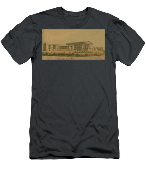 Winning Competition Entry For Girard College Men's T-Shirt (Athletic Fit)