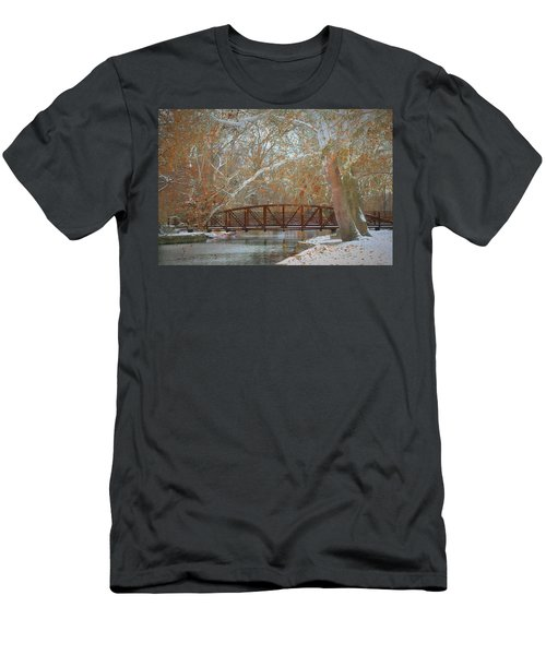 Winter Sycamores Men's T-Shirt (Athletic Fit)
