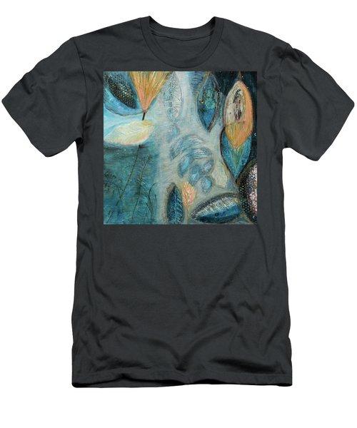 Winter Wish 1 Men's T-Shirt (Athletic Fit)