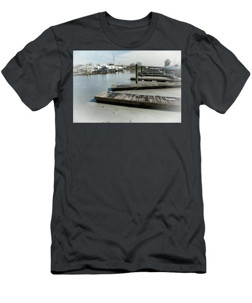 Winters Marina Men's T-Shirt (Athletic Fit)