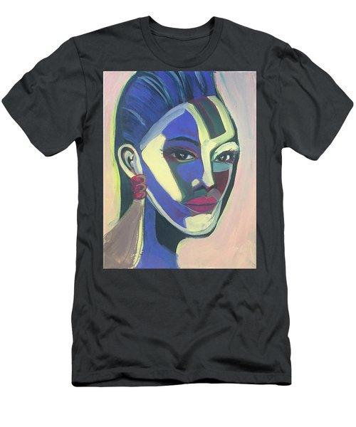 Woman Of Color Men's T-Shirt (Athletic Fit)