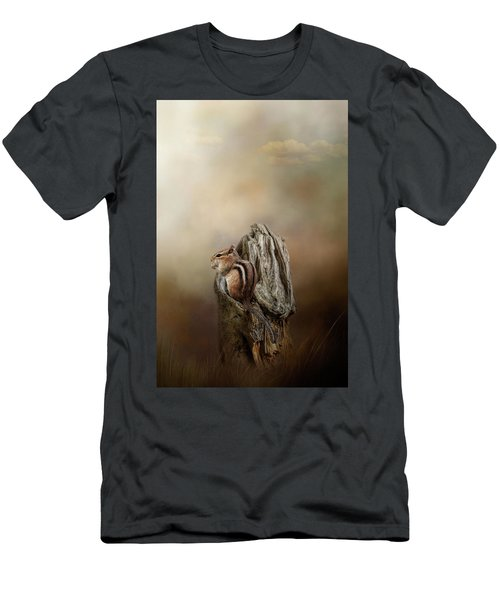 Woodland Visitor Men's T-Shirt (Athletic Fit)
