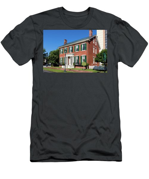 Woodrow Wilson Boyhood Home - Augusta Ga 3 Men's T-Shirt (Athletic Fit)
